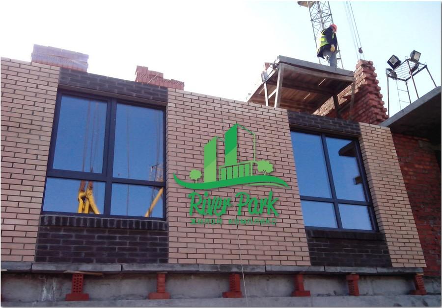 Наши первые окна! Квартира 75,7 м2
