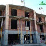 Перекрытие третьего этажа