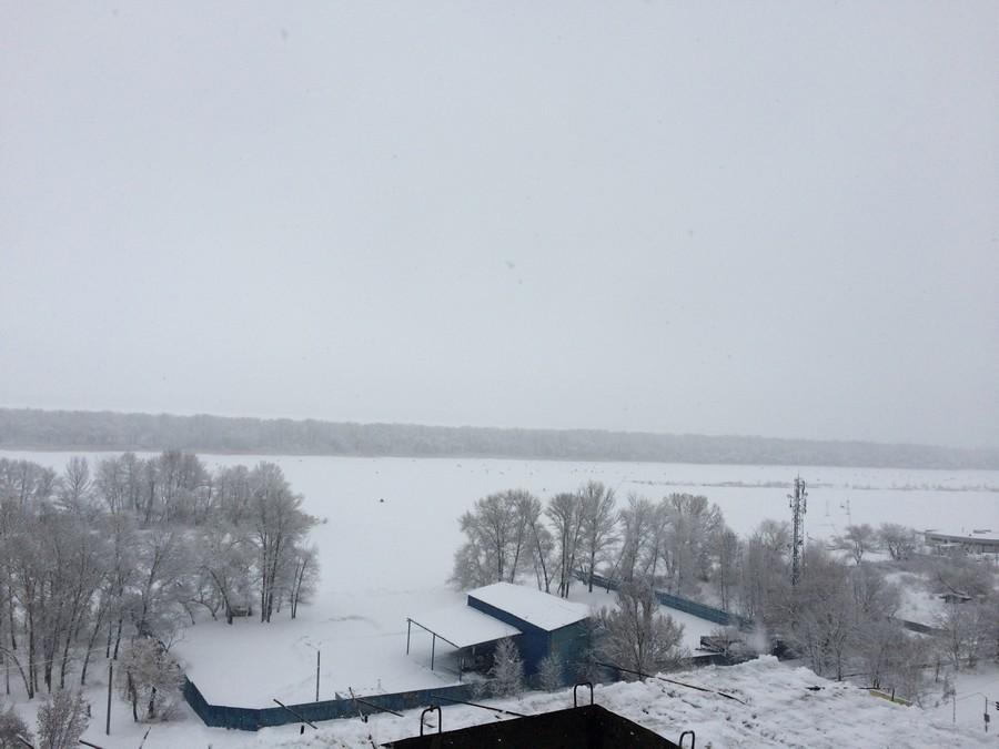 Foto 2 Vid na reku Dnepr s 11 yetazha 1 sekcii