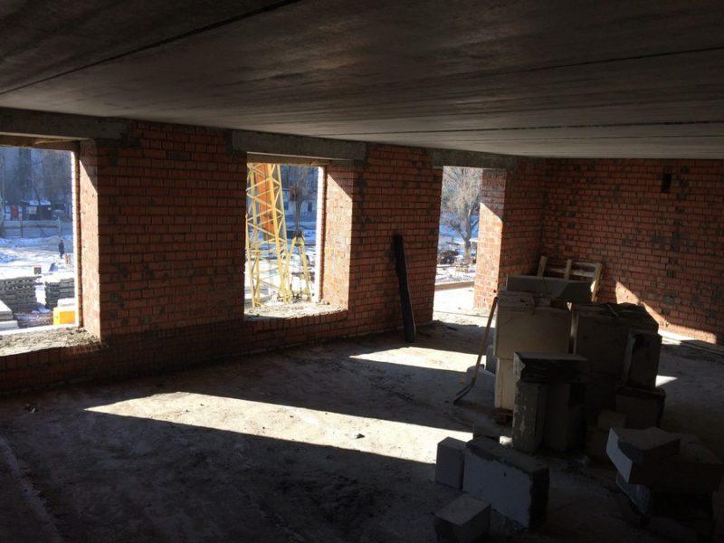Начинаем работу над перестенками в квартире 72 м2, 2 секция
