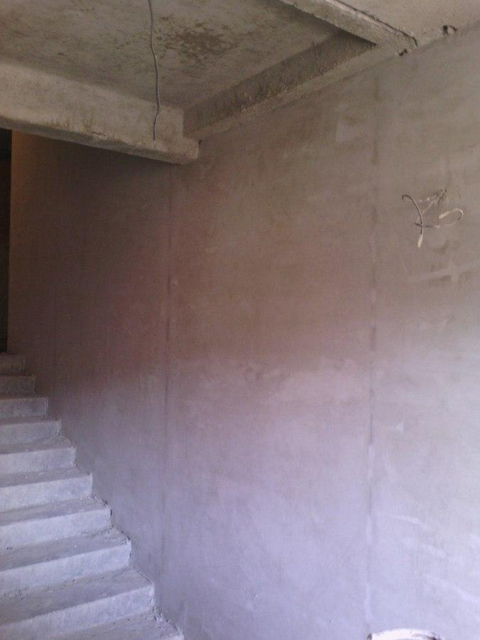Черновая отделка подъезда 5 этажа