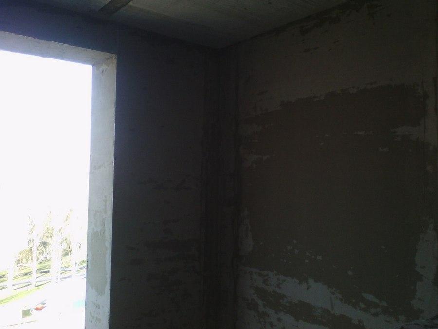 Черновая отделка квартир 5 этажа