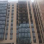 перекрыт 12 этаж в третьей секции