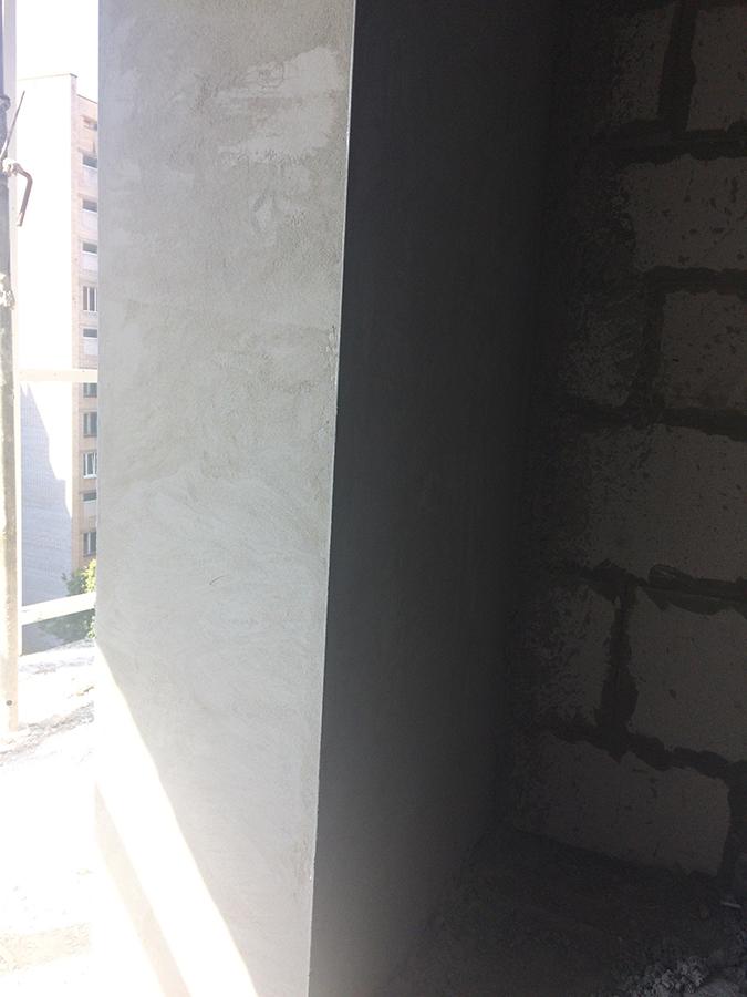Отделка стен машинной штукатуркой
