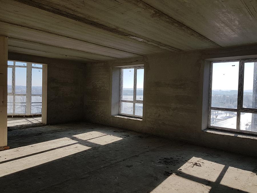 Комната в квартире секции № 9 (75.4 м2)