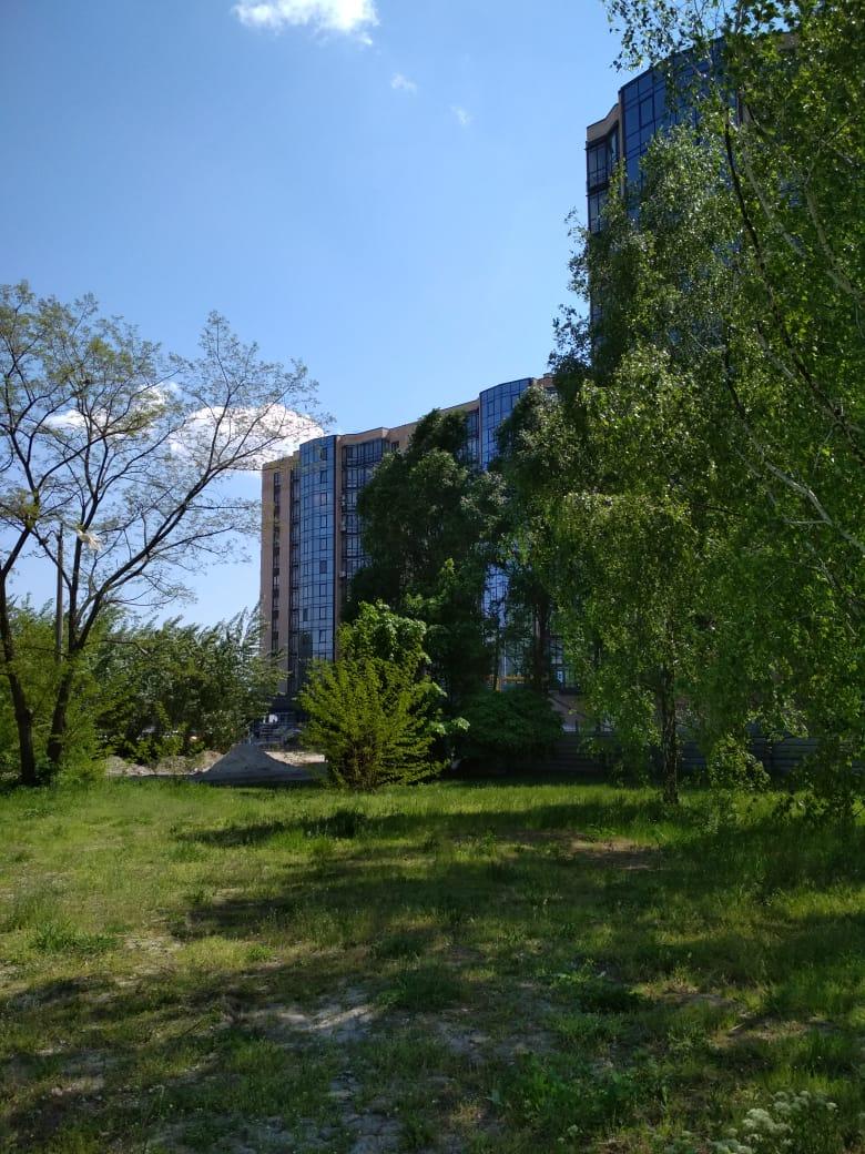 Фасадная часть комплекса